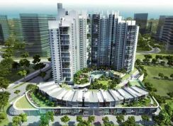 [Kepong Cheapest Project] Freehold Eco Green Semi-D Condo [Near MRT]
