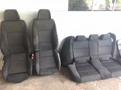 Bmw E90 M Sports seat with door panel complete