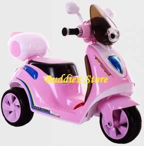 Motor Mainan Kanak Kanak Scooter Elektrik Budak