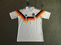 Germany Vintage Jersey Adidas 1990 Repro