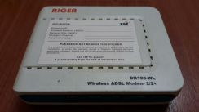 Riger WIFI Modem Wireless ADSL Modem DB108-WL TM