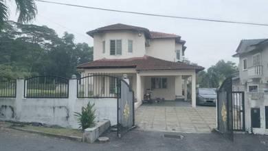 2 Storey Bungalow Sg Jelok beside TTDI Grove Kajang