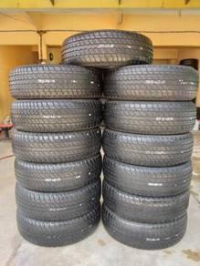 Tayar 255/65/Rim17 Bridgestone H/T 4X4