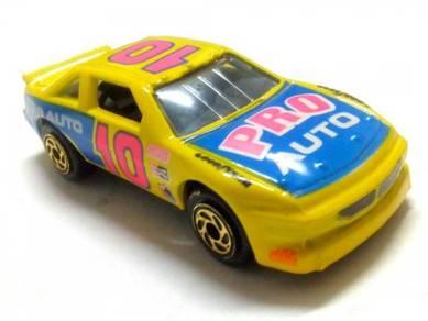 1994 Matchbox PONTIAC STOCK CAR PRO AUTO