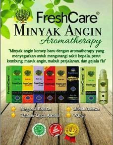 Freshcare aromatheraphy