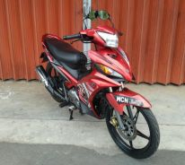 Yamaha LC135 v3 LC 135 - 2014 - On The Road
