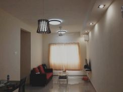 Cheras LRT Station Putra Suria Apartment Fully Furnished 3rooms