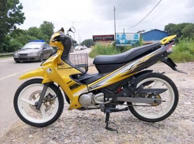 2013 Yamaha 125zr 125z Kuning Rim ENKEI ORI