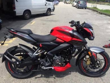 Modenas pulsar ns200 (ready stock!!)