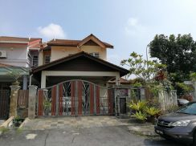 2sty terrace Corner Bandar Tun Hussien Onn, Cheras