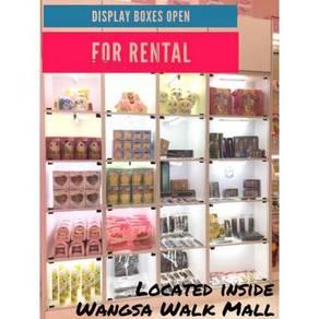 Butik Vendor di Wangsa Walk Mall, KL