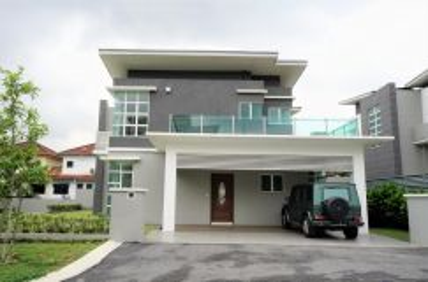 Ready to move In - 2 Storey Bungalow Langat Idaman, Hulu Langat