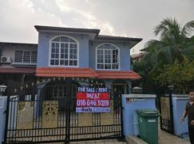 Double Storey Corner Lot Taman Bukit Maluri Kepong Kuala Lumpur