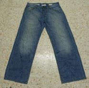 Jeans denim saiz 36