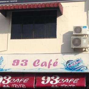 2nd Floor Faradale Shophouse