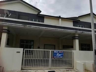 NEW Double Storey Terrace Near Kuantan Town CCC 2019 ready