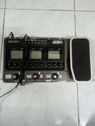 Guitar effect Zoom g3x