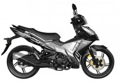 2018 SYM VF3i SUPER MOPED