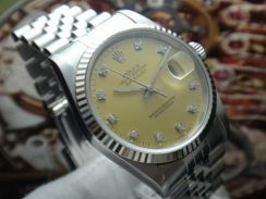 R394) rolex 1994 oyster perpetual datejust 16234