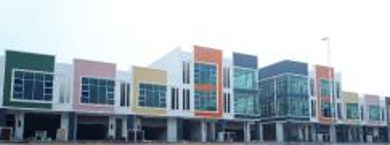 Double Storey Shop Lot at Taman Enggang   Jalan Gangsa Melaka