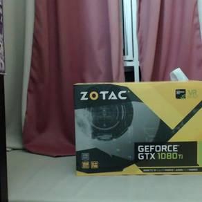Zotac gtx 1080 ti mini 11gb gddr5x (new)