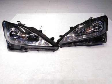 Lexus Is250 Facelift Led PROJECTOR Head Lamp
