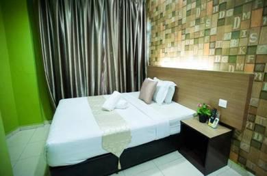 Promosi penginapan di DJ Citi Point Hotel Kuala Te