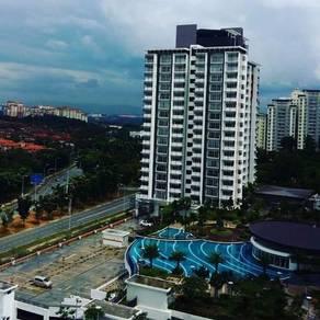 Short term rental Dwiputra Presint 15 Putrajaya