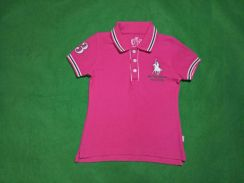 Unisex polo club kids