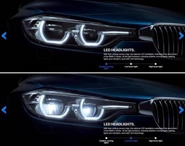 BMW F30 F32 Original LCI LED Headlight