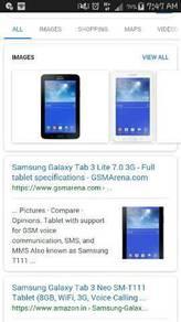 Samsung tab 3 lite model t111