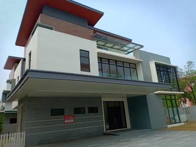 BELOW MV 3 storey bungalow Long Branch Residence Kota Kemuning