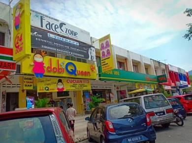 Taman Melati 2-Storey Shop for SALE (2 Adjoining Units)