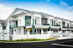 Rebate up to 15% Seremban Town 2Sty Terrace Hse 22x70 Booking Only 1K