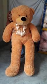 Teddy bear besar 180cm saizz 1.8meter