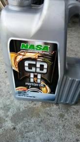 Engine Oil NASA