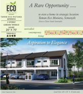 [NEW] Eco One 2Sty House Freehold Semenyih ZERO downpayment