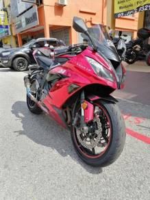 Kawasaki zx636 r6 cbr600rr