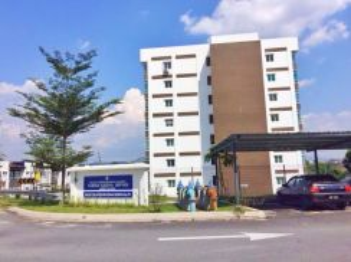 Crestin Park Apartment Taman Sabha Impian Kajang, 901 sqft