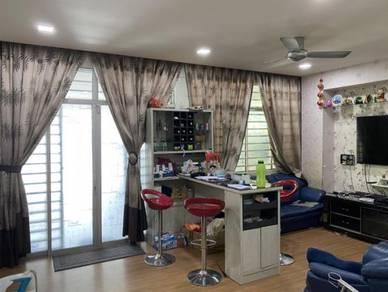 Inanam Jaya Double storey landed house