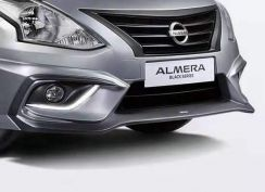 Nissan almera tomei black series bodykit body kit