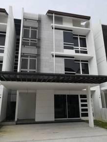 (PARTIALLY FURNISHED!) 3 Storey Duta Villa, Putrajaya
