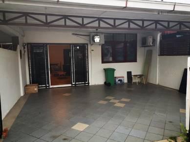 Single storey house for rent Tabuan Laru Kuching