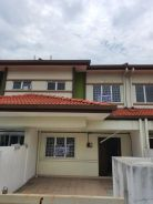 2 story house at taman sentosa klang