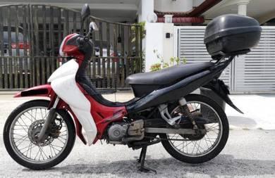 Yamaha lagenda 110Z motor murah