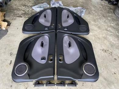 Kulit Pintu Mira Avy RS 06 Black Doortrim for Viva