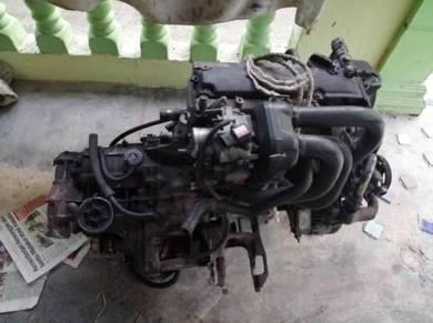 Enjin perodua kelisa auto 1.0