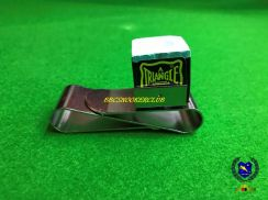 Stainless Steel Magnetic Snooker Cue Chalk Holder