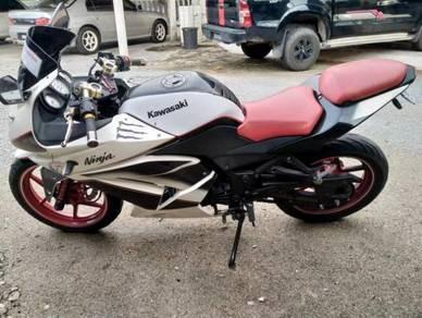 Kawasaki ninja 250 2012 fi
