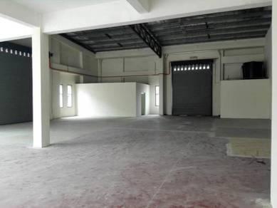 Shah Alam Section 23 - 1.5 Semi-D Factory
